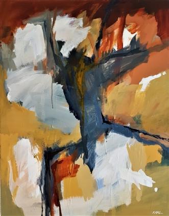 10-21 by Karl Hedeager Madsen | maleri