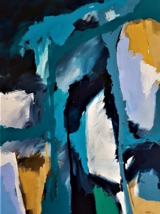 05-18 by Karl Hedeager Madsen | maleri