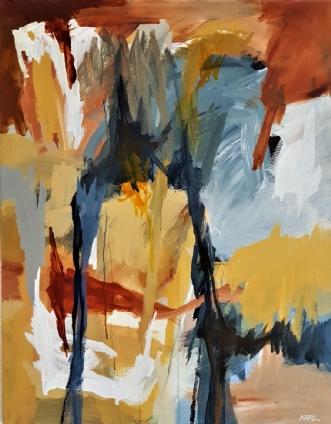 11-21 by Karl Hedeager Madsen | maleri