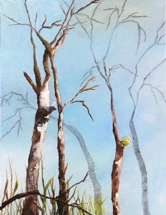 Fornyelse  by Maiken Hejnfelt | maleri