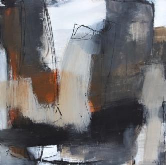 Abstract Mood by Anitta Jonas | maleri