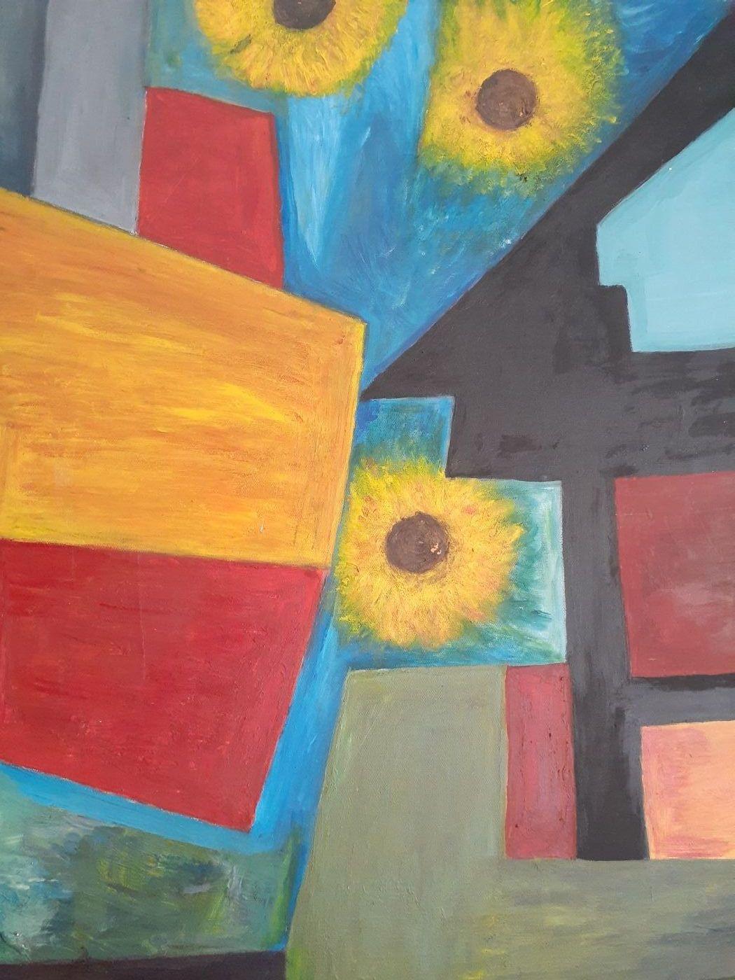 SunflowersafHamid Masoudian