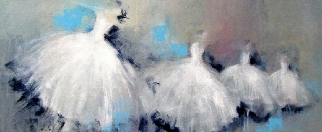 Balletten danser | Kirsten Adrian
