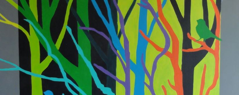 Grønne træer | Kirsten Fagerli