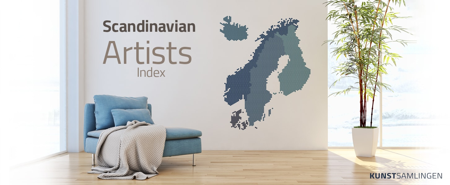 Scandinavian artists index
