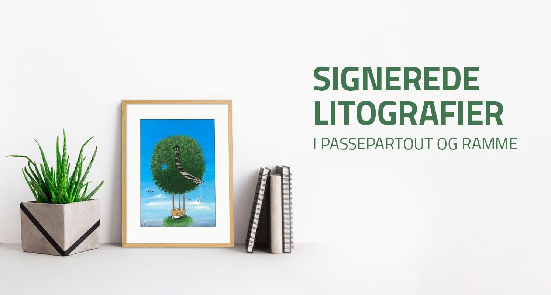 Litografier